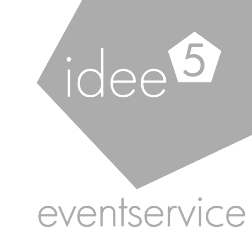Logo Idee5 Eventservice